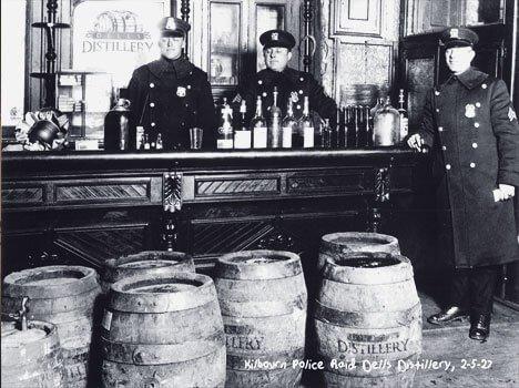 Dells Distillery Story